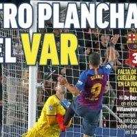 Las Portadas Deportivas 21/01/2019 | Marca, As, Sport, Mundo Deportivo