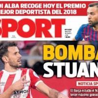 Las Portadas Deportivas 15/01/2019 | Marca, As, Sport, Mundo Deportivo