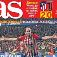 Las Portadas Deportivas 21/02/2019 | Marca, As, Sport, Mundo Deportivo