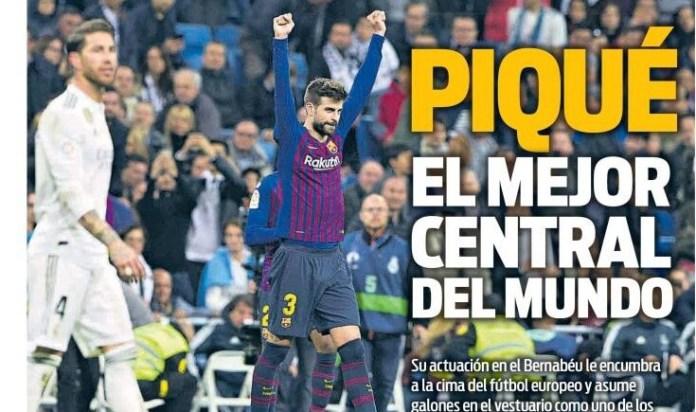 Portadas Deportivas 4/03/2019