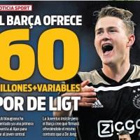 Las Portadas Deportivas 20/03/2019 | Marca, As, Sport, Mundo Deportivo