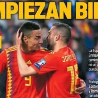 Las Portadas Deportivas 24/03/2019 | Marca, As, Sport, Mundo Deportivo