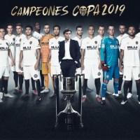 Las imágenes del Valencia Campeón Copa del Rey 2019