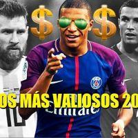 Los Futbolistas Más Caros del Mundo 2019 | TOP 50