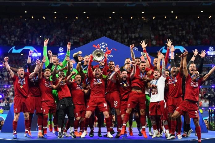 Imágenes del Liverpool Campeón de Champions 2019