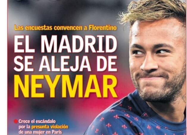 Portadas Deportivas 4/06/2019