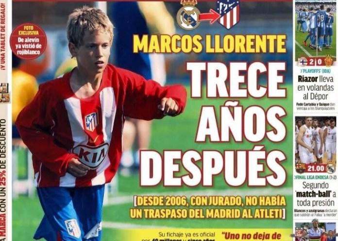 Las Portadas Deportivas 21/06/2019