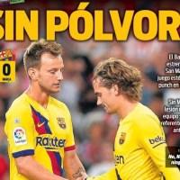 Las Portadas Deportivas 17/08/2019 | Marca, As, Sport, Mundo Deportivo