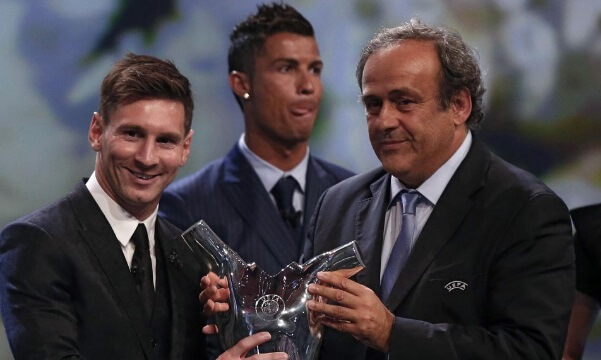 Los 3 Candidatos al UEFA Best Player 2020