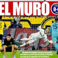 Las Portadas Deportivas 18/09/2019 | Marca, As, Sport, Mundo Deportivo