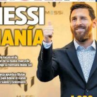 Las Portadas Deportivas 20/09/2019 | Marca, As, Sport, Mundo Deportivo