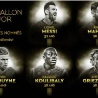 Los 30 Candidatos al Balón de Oro 2019 | Ballon d'Or Nominados