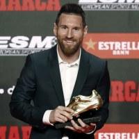 Messi Bota de Oro 2019 | Sexta Bota para Leo