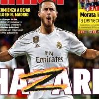 Las Portadas Deportivas 11/11/2019 | Marca, As, Sport, Mundo Deportivo