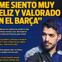 Portadas Diarios Deportivos 22/11/2019 | Marca, As, Sport, Mundo Deportivo