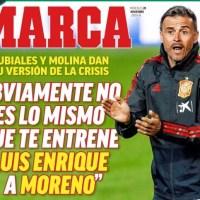 Portadas Diarios Deportivos 20/11/2019 | Marca, As, Sport, Mundo Deportivo