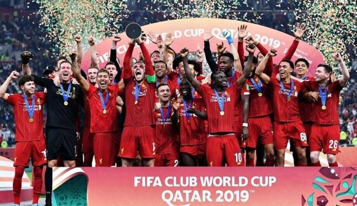 Liverpool Campeón del Mundial de Clubes 2019