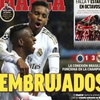 Portadas Diarios Deportivos 12/12/2019 | Marca, As, Sport, Mundo Deportivo