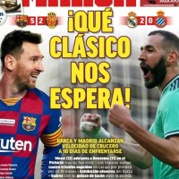 Portadas Diarios Deportivos 8/12/2019 | Marca, As, Sport, Mundo Deportivo