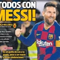 Portadas Diarios Deportivos 7/12/2019 | Marca, As, Sport, Mundo Deportivo