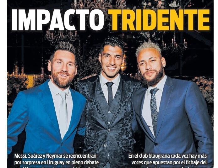Portadas Diarios Deportivos 28/12/2019