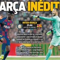 Portadas Diarios Deportivos 10/12/2019 | Marca, As, Sport, Mundo Deportivo