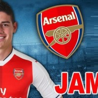 ¿James al Arsenal? El colombiano busca su destino