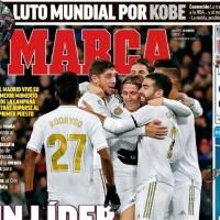 Portadas Diarios Deportivos Martes 28/01/2020 | Marca, As, Sport, Mundo Deportivo