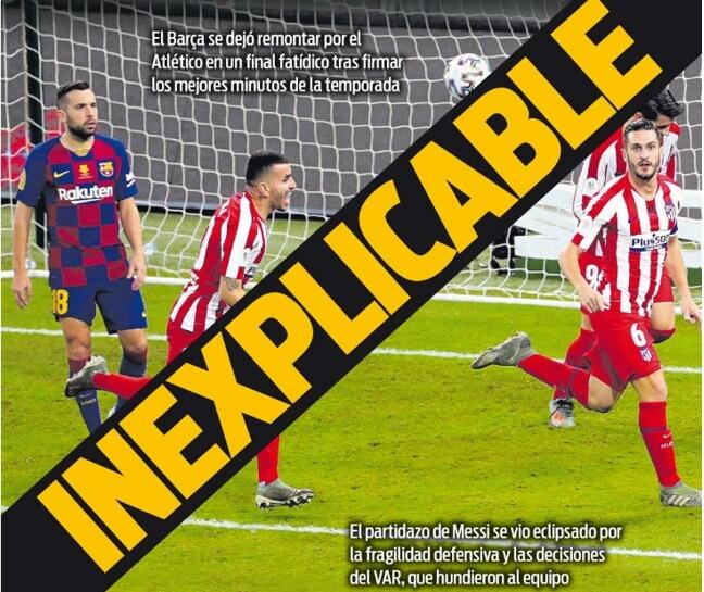 Portadas Diarios Deportivos Viernes 10