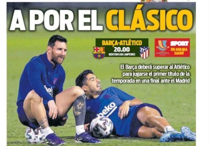 Portadas Diarios Deportivos Jueves 9
