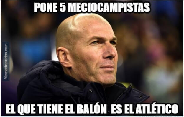 memes real madrid atletico madrid