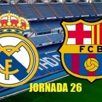 Partidos Jornada 26 Liga Española 2020 | Horarios y Clasificación