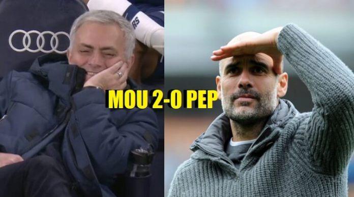 Mourinho vence a Guardiola. Tottenham 2-0 City