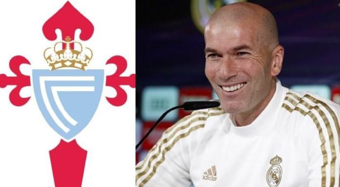 Zidane es el Jefe ante el Celta