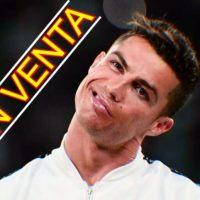 ¿Cristiano Ronaldo en Venta? La Juve estudia 3 Opciones