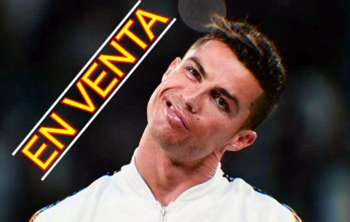 Cristiano Ronaldo en Venta