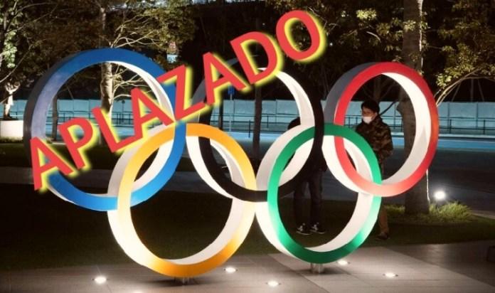 Los Juegos Olímpicos se Aplazan a 2021