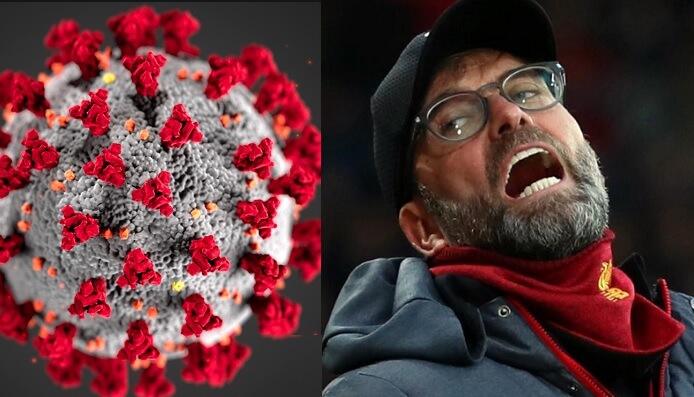 La ejemplar respuesta de Klopp sobre el Coronavirus