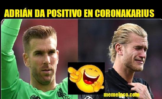 Memes Liverpool-Atlético Octavos Champions
