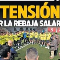 Portadas Diarios Deportivos Viernes 27/03/2020 | Marca, As, Sport, Mundo Deportivo