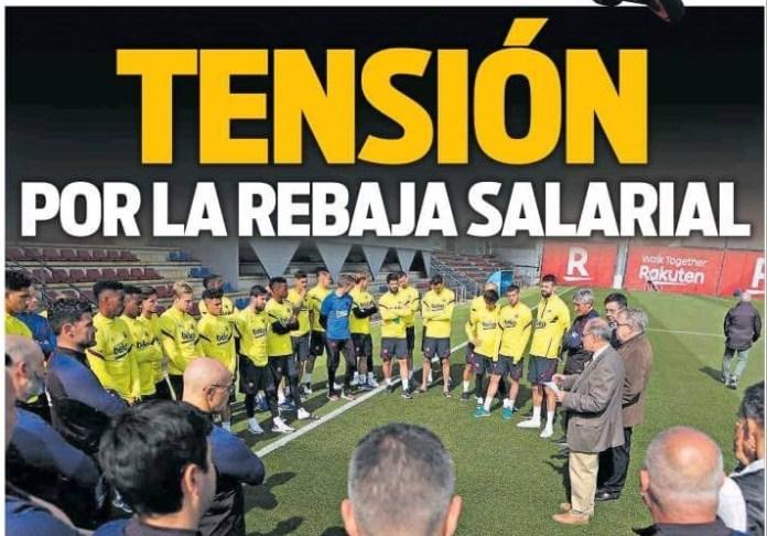 Portadas Diarios Deportivos Viernes 27