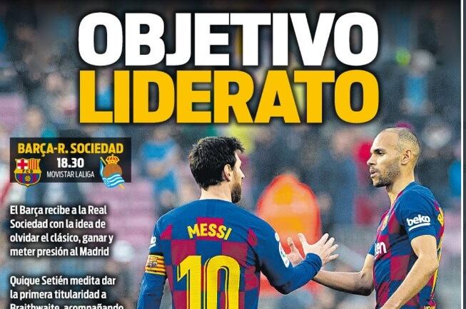 Portadas Diarios Deportivos Sábado 7