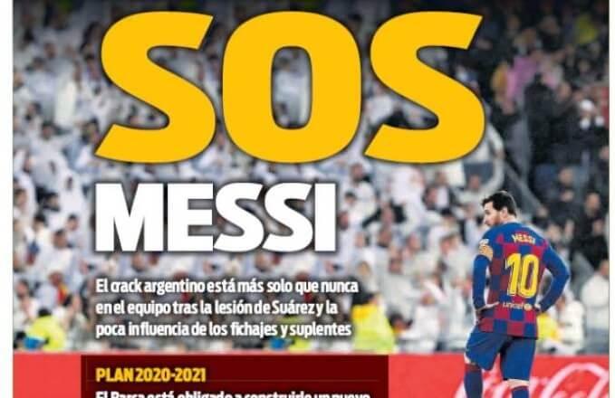 Portadas Diarios Deportivos Martes 3