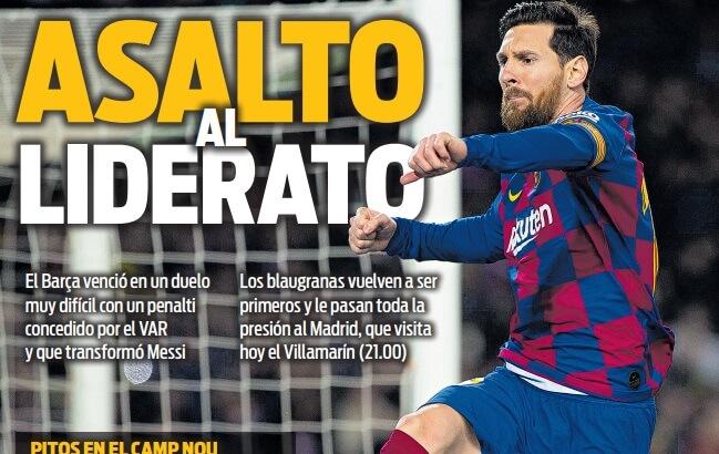 Portadas Diarios Deportivos Domingo 8