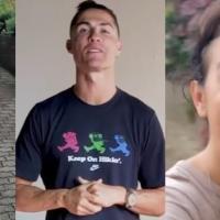 Cristiano y Gerogina: el Pato y la Gacela