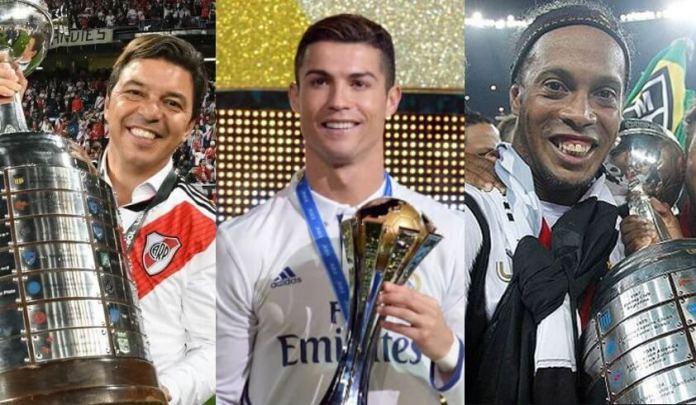 Países con mas Títulos Internacionales a Nivel de Clubes en la historia del fútbol