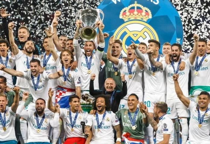 decimotercera real madrid