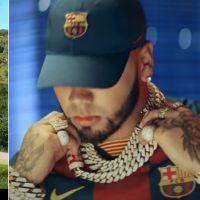 Messi, Suárez y Ramos Junto a Anuel AA y Enrique Iglesias