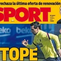 Portadas Diarios Deportivos Lunes 25/05/2020 | Marca, As, Sport, Mundo Deportivo
