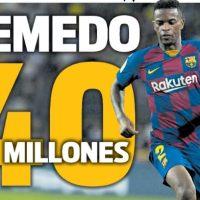 Portadas Diarios Deportivos Lunes 1/06/2020 | Marca, As, Sport, Mundo Deportivo